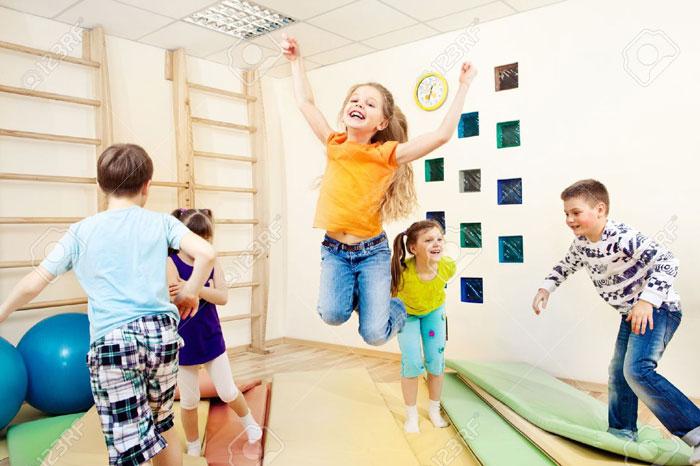 exemple image 02 - La Vie à l'École