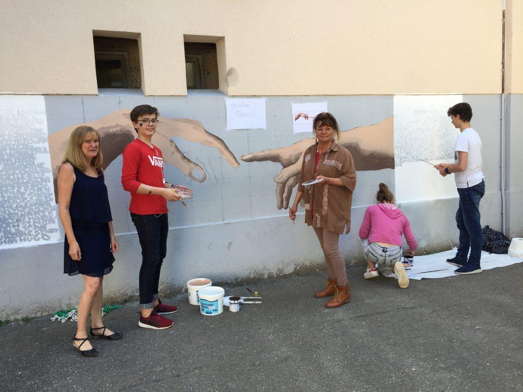 ija culture mur 1024x768 - Les + Culturels