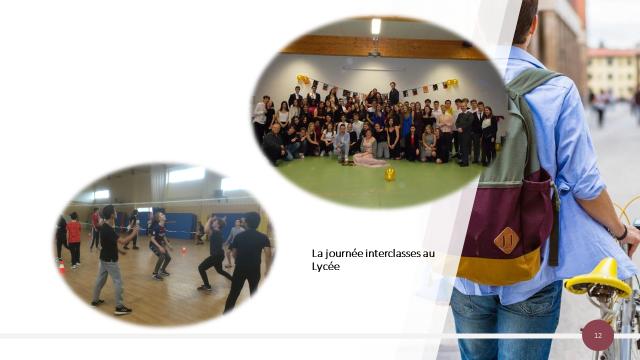 pv5 - Projet, Vie au Lycée